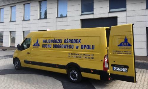 Opole: mobilne egzaminy kat. AM