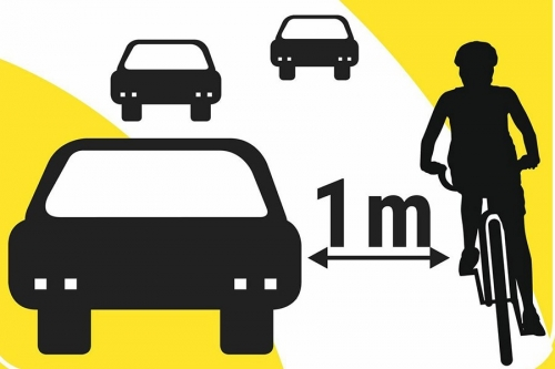 Więcej wypadków z udziałem rowerzystów