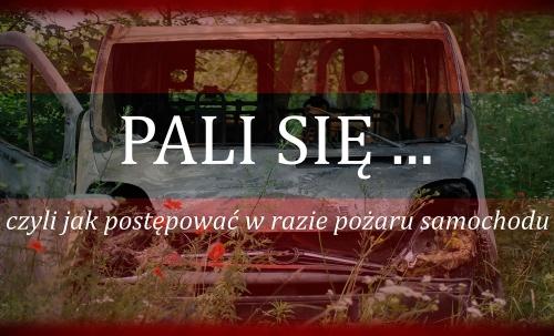 PALI SIĘ!