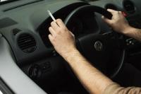 Nie pal za kierownicą